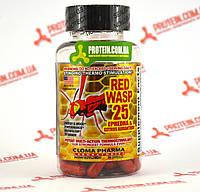 Жиросжигатель USA ORIGINAL!!! Cloma Pharma  Red Wasp 75 капс