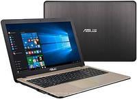 Новый ноутбук ASUS R540NA-GQ154T (QuadCore/4Gb/Video 2Gb/500Gb/DVDRW/Windows 10)