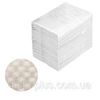 PROservice Standard Папір туалетний в аркушах одношаровий білий, 250 шт (40 шт/ящ)