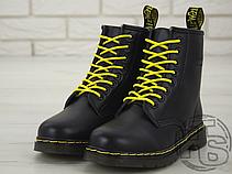 Мужские ботинки Dr Martens Fur Lined 1460 Serena Black (с мехом) 21797001, фото 2
