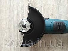 ✔️ Аккумуляторная болгарка Al-Fа_Альфа ALCAG125 ( 21V, 4.2 А/Ч ), фото 2