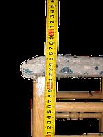 Кухонный табурет с точеными ножками