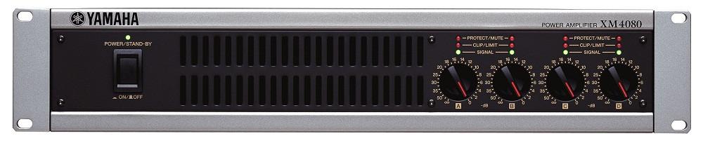 Підсилювач потужності YAMAHA XM4080