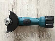 ✔️ Болгарка аккумуляторная - AL-FA ALCAG125  (  21V / 4.2 А/Ч  ), фото 2