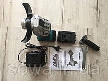 ✔️ Болгарка аккумуляторная - AL-FA ALCAG125  (  21V / 4.2 А/Ч  ), фото 3