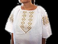 Женская вышиванка (цветная)