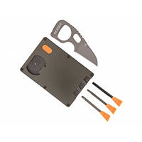 Мультитул Gerber Bear Grylls Card Tool, блистер, 31-002601, фото 1