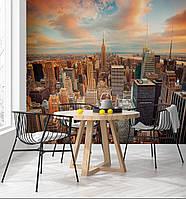 Фотообои  Вид на город с верху  арт.31203