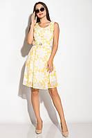 Платье женское 964K025 (Желтый) t-964K025_c130
