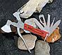 Мультитул топорик многофункциональный инструмент, фото 3