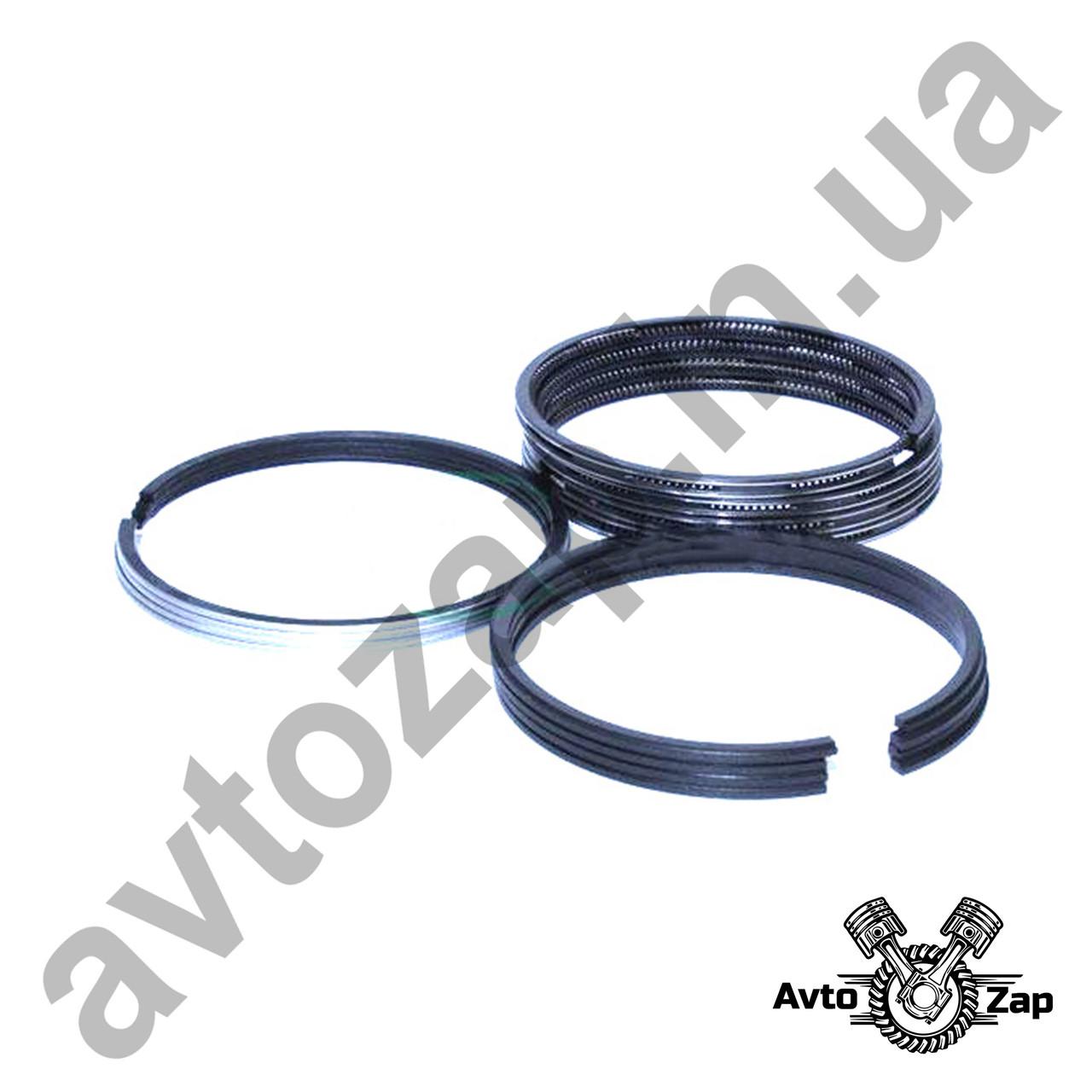 Кольцо поршневое ВАЗ 2101-07 (76,4)хром     00441