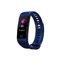 Фитнес-браслет Jyou Band Y5 Blue (hub_z6x3mz_my)