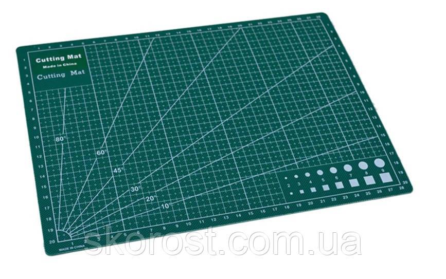 Двусторонний коврик для пэчворка А4