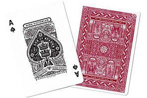 Карты игральные | High Victorian Red Edition Playing Cards, фото 3