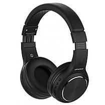 Беспроводные Bluetooth наушники Awei A600BL черные