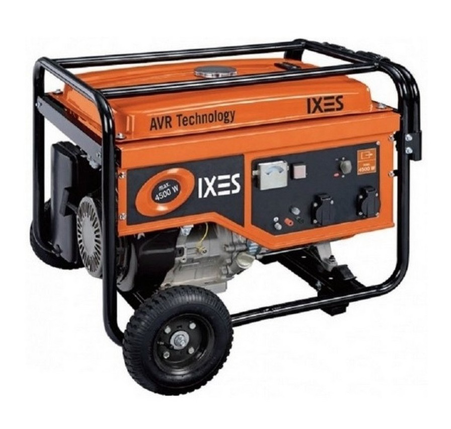 Генератор бензиновый Scheppach IXES SG 4500 (4,5 кВт)