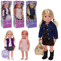 Кукла M 3921-25-24 UA LIMO TOY, в коробке