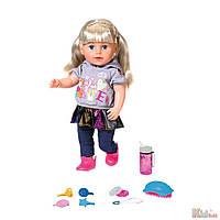 """Кукла """"Сестрёнка-Модница"""" Baby Born Zapf 4001167824603"""