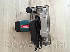 ✔️ Дисковая пила ручная - Euro Craft cs221  _ 2700Вт, 200мм, фото 2