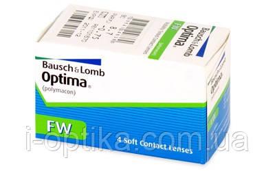 Контактные линзы Optima FW, фото 2