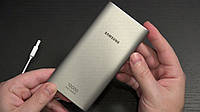 Внешний аккумулятор Samsung USB-C fast charge EB-P1100CSEGWW Powerbank 10000mAh, фото 4