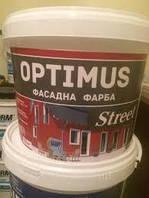 Нанофарб Optimus STREET краска фасадная - 12 кг