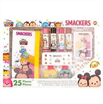 Набор бальзамов для губ Disney Tsum Tsum Holiday Cosmetics Gift Set