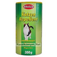 Біопорошок Braeco для відлякування котів / Биопорошок Braeco для отпугивания кошек