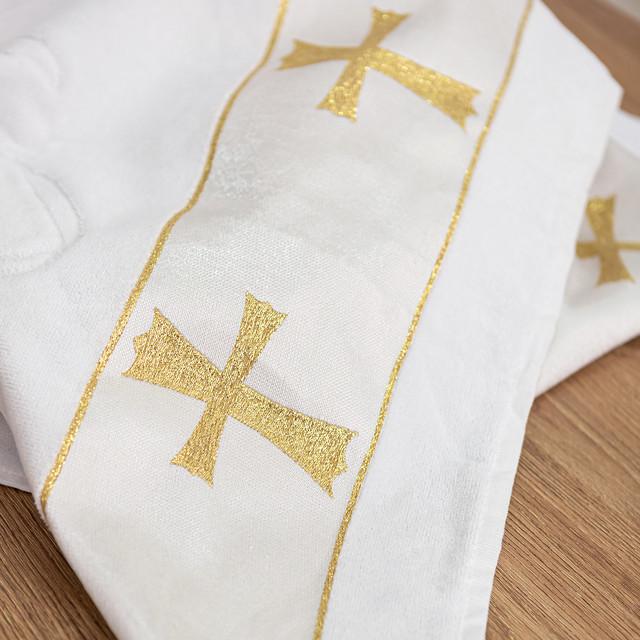 Крыжма полотенце с вышивкой