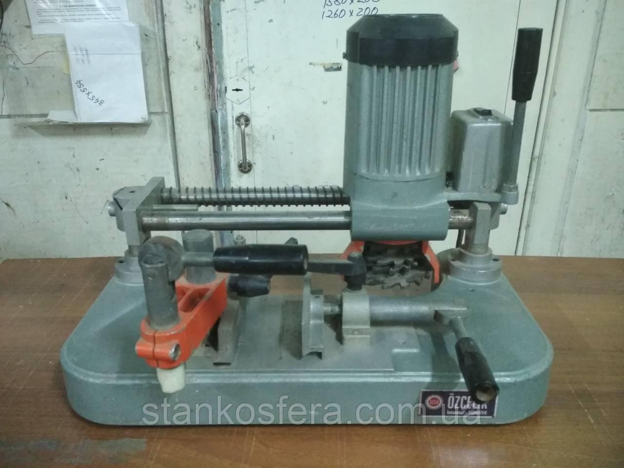 Верстат для фрезерування торців імпоста б/у Ozcelik K-700