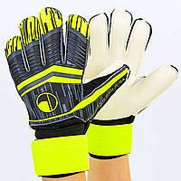 Перчатки вратарские с защитными вставками FB-900-2