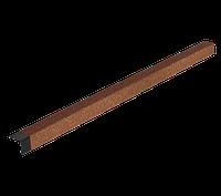 Уголок внешний металлический Технониколь HAUBERK Античный