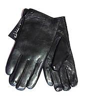 Кожаные мужские перчатки, подкладка мех (размеры 10,5-12,5)