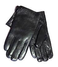 Шкіряні чоловічі перчатки, підкладка хутро (розміри 11,5-13,5)