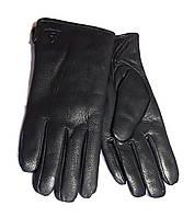 Мужские перчатки из оленьей кожи, подкладка мех (размеры 10,5-12,5)