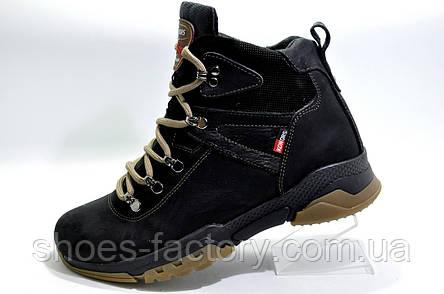 Зимние кожаные ботинки Konors Winter 2020, на меху, фото 2