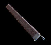 Уголок внешний металлический Технониколь HAUBERK Обожженный