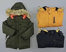 Куртка на меху для мальчиков Setty Koop, 1-5 лет. Артикул: CD1919 {есть:1 год,5 лет}
