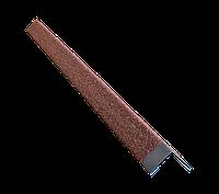 Уголок внешний металлический Технониколь HAUBERK Терракотовый