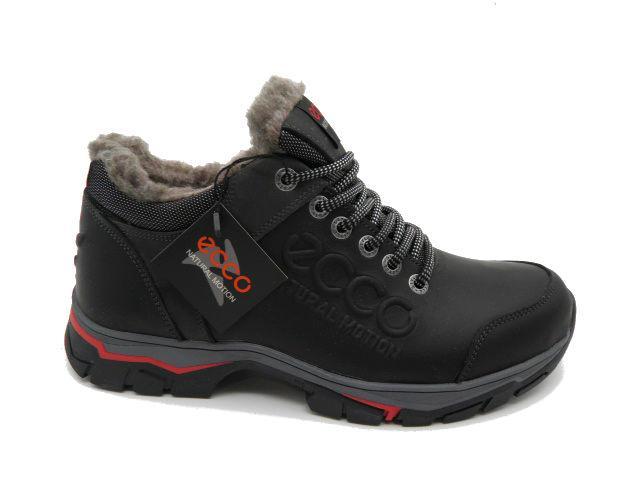 Ботинки * Ecco БN-1 черные *24194