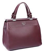 Женская сумка SJ2028 бордо Сумки, клатчи и рюкзаки DOVILI оптом
