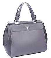Женская сумка SJ2028 grey Сумки, клатчи и рюкзаки DOVILI оптом