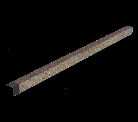 Уголок внешний металлический Технониколь HAUBERK Бежевый