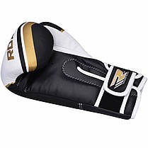 Детские боксерские перчатки RDX Gold Pro, фото 3