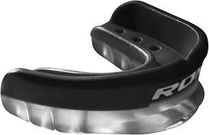 Капа боксерская RDX Gel 3D Black, фото 2