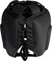 Боксерский шлем тренировочный RDX с бампером S, фото 2