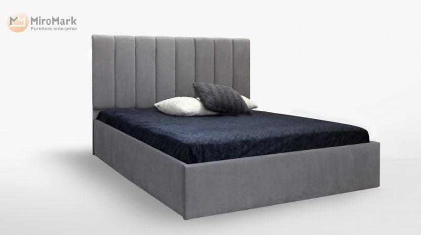 Кровать Диана 1,60 м. (ассортимент цветов)