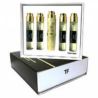 Подарочный набор мини-парфюмов унисекс Tom Ford Oud Wood 5 по 11 мл