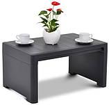 Стол для шезлонга Keter Lago Lounge Side Table Dark Green ( темно-зеленый ), фото 2