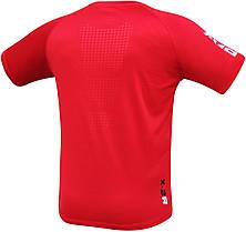 Футболка RDX Mens Red Training S, фото 2